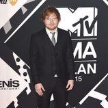 Ed Sheeran en los premios 'MTV EMAs 2015'