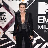 Ruby Rose en los premios 'MTV EMAs 2015'