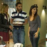 Lucía, Juan, Vero y Martina en 'B&b'