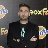 Frank Blanco en la alfombra naranja de los Neox Fan Awards 2015