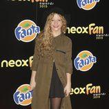 Carlota García en los Neox Fan Awards 2015