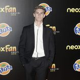 Patrick Criado en la alfombra naranja de los Neox Fan Awards 2015