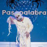 El actor Jorge de Lucas se disfraza de momia en el especial de Halloween de 'Pasapalabra'