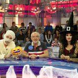 Jorge de Lucas, Antonio y Andrea Duro en el equipo azul de 'Pasapalabra'
