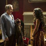 Margarita acude a Malasangre para hablar de Gonzalo en 'Águila Roja'