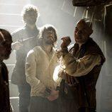 Gonzalo en peligro tras ser atrapado y vendido como esclavo en 'Águila Roja'