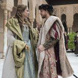 Isabel de Portugal y Carlos V en La Alhambra de Granada en 'Carlos, Rey Emperador'