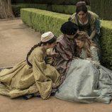 Isabel de Portugal se derrumba en 'Carlos, Rey Emperador'