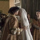 Carlos V e Isabel de Portugal celebran su boda  en 'Carlos, Rey Emperador'