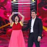 Silvia Abril, ganadora de la séptima gala de 'Tu cara me suena'