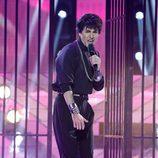 El invitado, Juanra Bonet en la séptima gala de 'Tu cara me suena'
