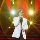 Pablo Puyol en la séptima gala de 'Tu cara me suena'