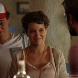 Pilar y Sergio hablan con Lucas en 'Mar de plástico'