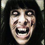 Xenia Tostado, terrorífica en Halloween 2015