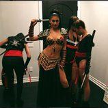 Kylie Jenner también se disfrazo para Halloween 2015
