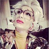 Conchita Wurst y su estrambótico disfraz para Halloween 2015
