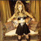 Paris Hilton arraso en el Halloween 2015
