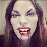 Helen Lindres y su vídeo terrorífico de Halloween 2015