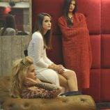 Marina, Carolina y Sofia en la octava gala de 'Gran Hermano 16'