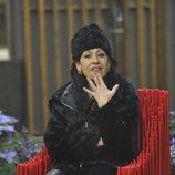 Maite y su gorro de ruso en 'Gran Hermano 16'
