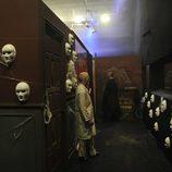 La casa de Guadalix de la Sierra se transformo en un pasaje del terror