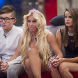 Han, Amanda y Carolina en tensión en la séptima gala de 'Gran Hermano 16'