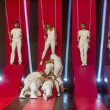 Coreografía interpretada por bailarines profesionales en 'Gran Hermano 16'