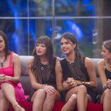 Niedziela, Marta, Sofía y Carolina en 'Gran Hermano 16'