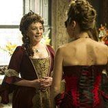 La Duquesa de Fournier y la Marquesa de Santillana se reencuentran en 'Águila Roja'