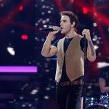 Adrián Rodriguez es Dani Martin en 'Tu cara me suena'