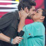 María del Monte y Álvaro Soler en 'Tu cara me suena'
