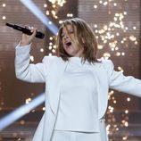 Ruth Lorenzo en Celine Dion en 'Tu cara me suena'