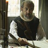 Miguel de Cervantes Saavedra en 'La española inglesa'