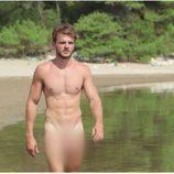Desnudo completo pixelado de ''Dodo'' en 'Adán y Eva'