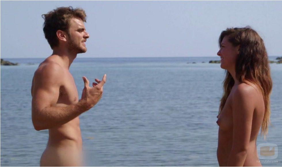 ''Dodo'' desnudo intenta conquistar a Iolanda en 'Adán y Eva'