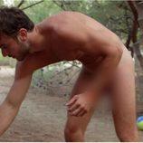 ''Dodo'', el sex symbol de 'Gran Hermano 14', desnudo en 'Adán y Eva' Italia