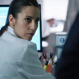 La técnica de laboratorios, Bárbara sigue investigando en 'Rabia'