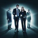 Fox Mulder, Dana Scully, El Fumador y Walter Skinner regresan con 'Expediente X'