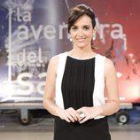 María José García es la presentadora de 'La aventura del saber'