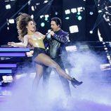 Adrián Rodriguez en la novena gala de 'Tu cara me suena'