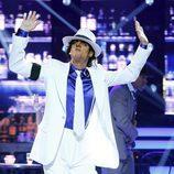 Edu Soto es Michael Jackson en 'Tu cara me suena'