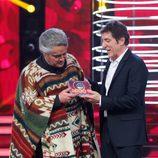 El ganador de la novena gala de 'Tu cara me suena'
