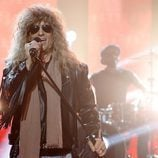 Pablo Puyol es Bon Jovi en la novena gala de 'Tu cara me suena'