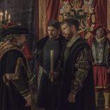 Fernando de Alba, Fadrique de Alba y Carlos V en 'Carlos, Rey Emperador'