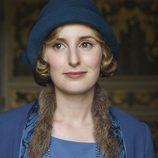 Lady Edith Crawley en el último capítulo de 'Downton Abbey'