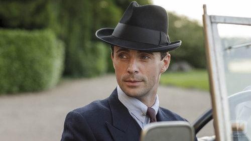 El pretendiente de Lady Mary en 'Downton Abbey'