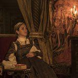 Isabel de Portugal descansa y piensa el riesgo que corre al tener un nuevo hijo en el capítulo especial de 'Carlos, Rey Emperador'