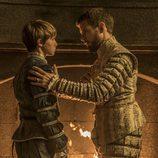Carlos V con su hijo en el capítulo especial de 'Carlos, Rey Emperador'