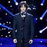 Pablo Puyol es Andrea Bocelli en 'Tu cara me suena'