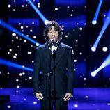 Pablo Puyol en la décima gala de 'Tu cara me suena'
